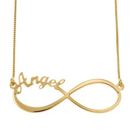Infinity One Namen Halskette
