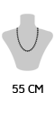 necklace icon 55cm